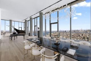 Kaksi Kattohuoneistot Tribeca 'Jenga torni' tarjotaan Duplex $ 65M