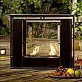 Wesley Indoor/ Outdoor Portable Fireplace | Overstock.com Shopping - The Best Deals on Indoor Fireplaces