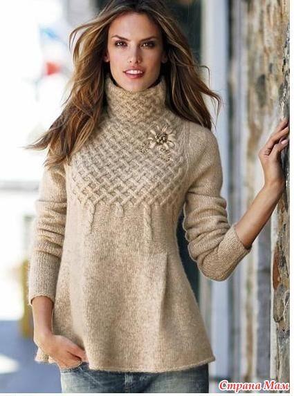 Модные тенденции в мире вязания... - Вязание - Страна Мам