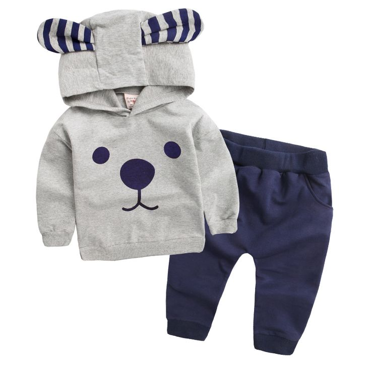$28.90 (Buy here: https://alitems.com/g/1e8d114494ebda23ff8b16525dc3e8/?i=5&ulp=https%3A%2F%2Fwww.aliexpress.com%2Fitem%2F2016-new-Boys-clothing-sets-spring-autumn-Baby-Sets-cotton-boy-tracksuits-Kids-sport-suits-cartoon%2F32732971248.html ) 2016 new  Boys clothing sets spring autumn Baby Sets cotton boy tracksuits Kids sport suits cartoon coats/sweatshirts+pants for just $28.90