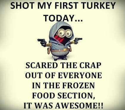 Thanksgiving humor More