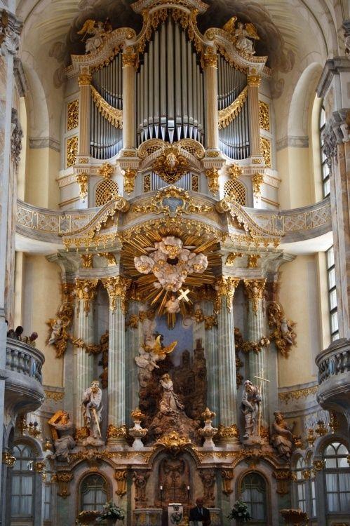 Dresden Germany :: Frauenkirche