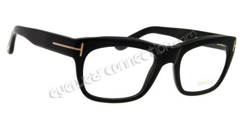 TOM FORD EYEGLASSES, model TF 5277, Color code: 001 | EyewearConnection.com