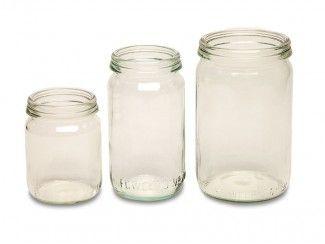 Fowler Preserving Jars