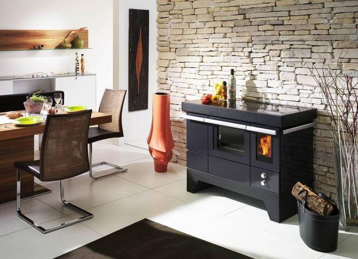 Die besten 25+ Holzofen Kochherd Ideen auf Pinterest Winzige - küchen holzofen wasserführend
