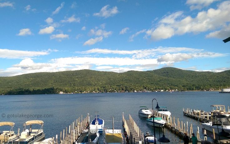 Great day at Lake George!
