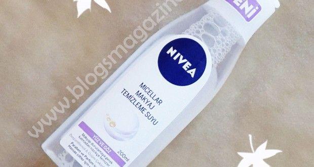 Nivea Micellar Makyaj Temizleme Suyu | Blog's Magazine