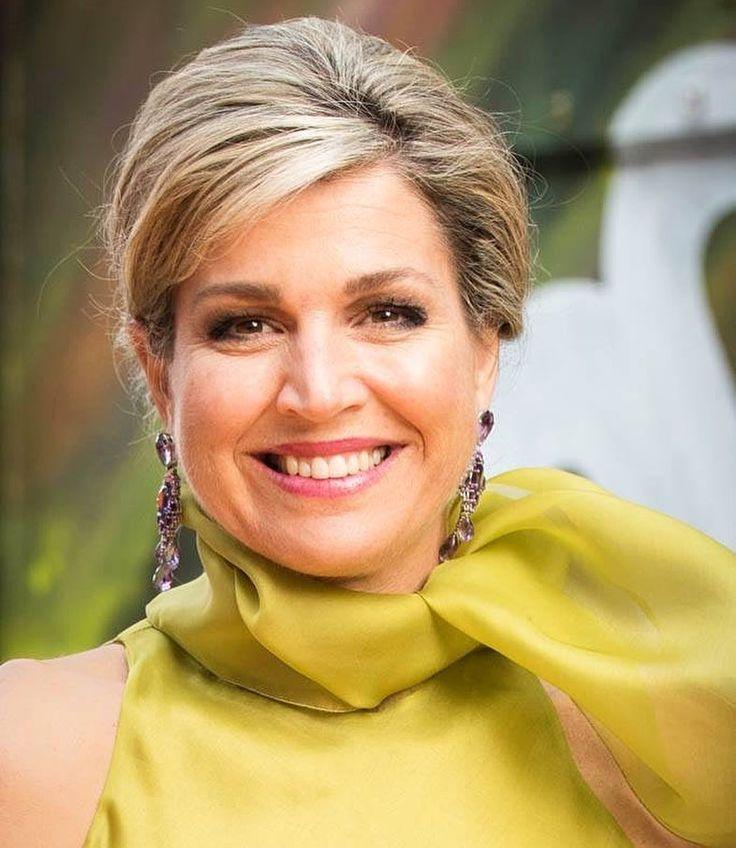 "Yvonne v Woudenberg|Fotografie on Instagram: ""Dutch Queen Maxima... #fashionqueen #fashionable #queenmaxima #queenofthenetherlands #koninginmaxima #maxima #makeup #perfectmodel…"""