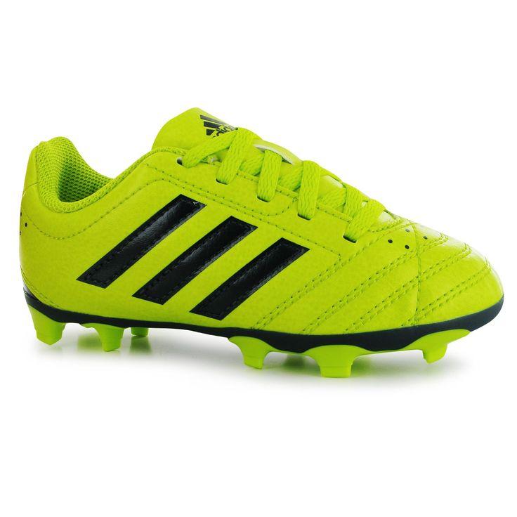 adidas | adidas Goletto FG Childrens Football Boots | Kids Football Boots