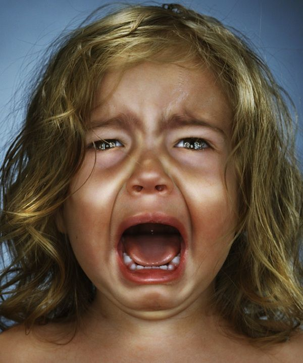 Baby, Don't Cry - Jill Greenberg (15 pics) - My Modern Metropolis