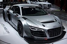 Audi R8 - Wikipedia, the free encyclopedia
