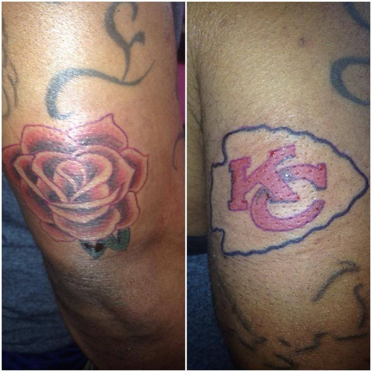 27 best kansas city chiefs tattoos images on pinterest for Kansas city tattoo