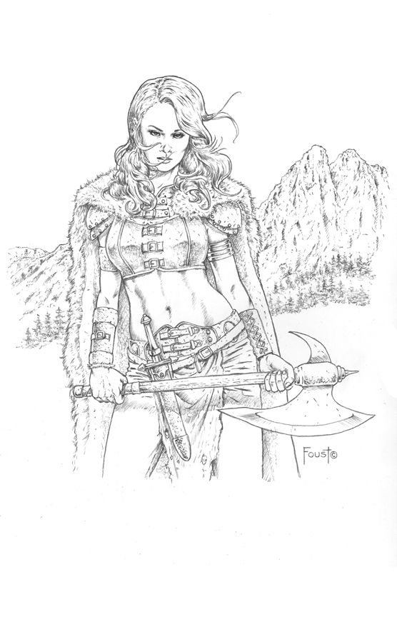Viking Coloring Pages For Adults : Best norse colouring pages images on pinterest