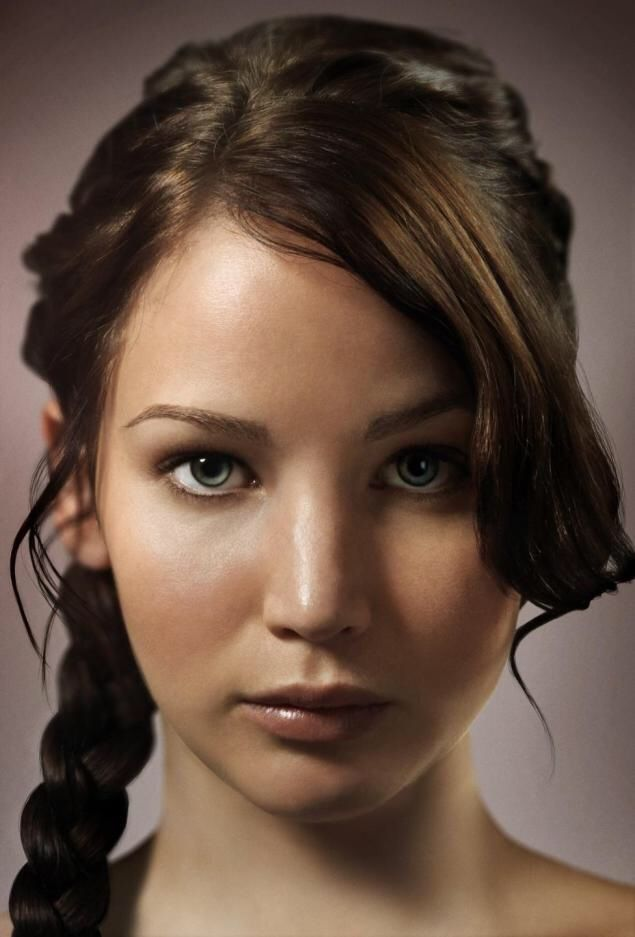 Jennifer Lawrence - Another option for Nurse Christine Chapel in New Trek ( Re-post)