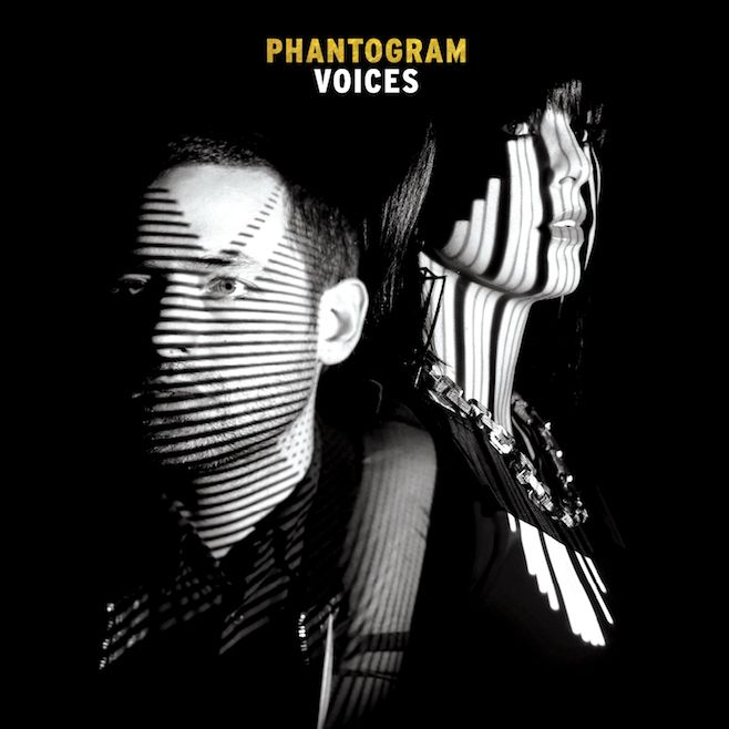 Phantogram: 'Voices' Click on the cover to read why we love it! Listen here: http://spoti.fi/1kSOXoo