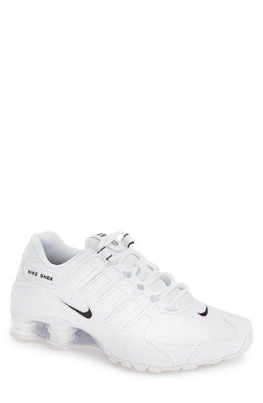 NIKE 'Shox Nz Eu' Running Shoe (Men). #nike #shoes #