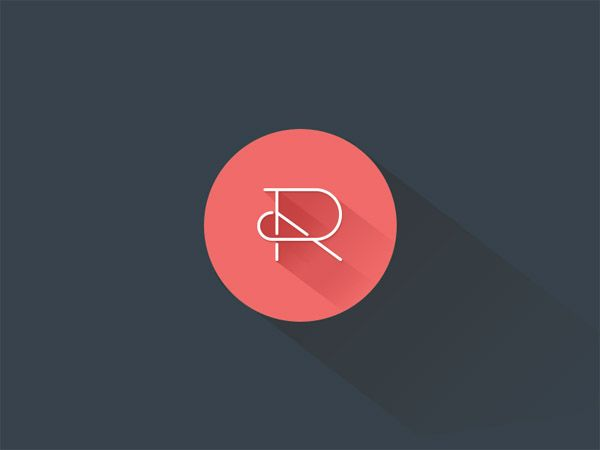13 logo Get Inspired with this Roundup of Flat Logo Designs
