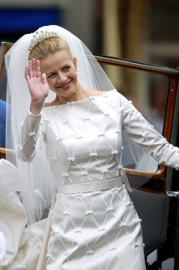 The wedding of the late Prince Johan Friso of the Netherlands to Miss Mabel Wisse Smit in 2004.