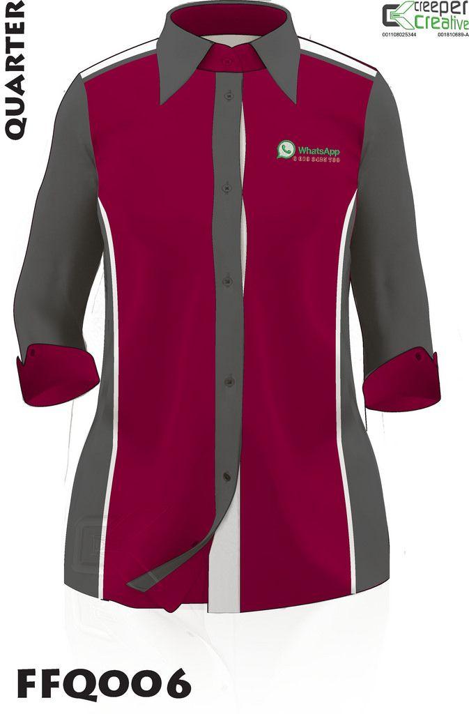 Contoh Design Baju Korporat Terkini Contoh Design Baju