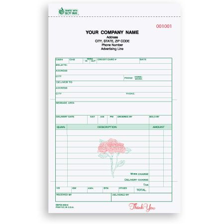 8 best Floral Forms images on Pinterest Florists, Flower shops - bill of lading form
