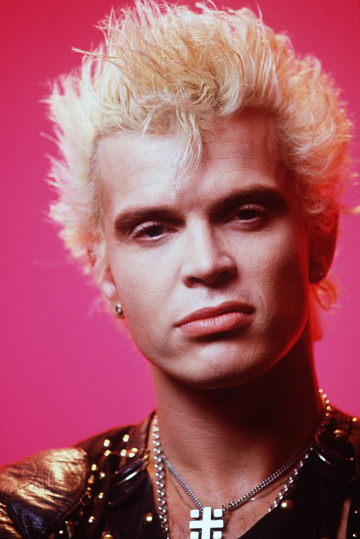 Billy Idol - Dancing With Myself <3