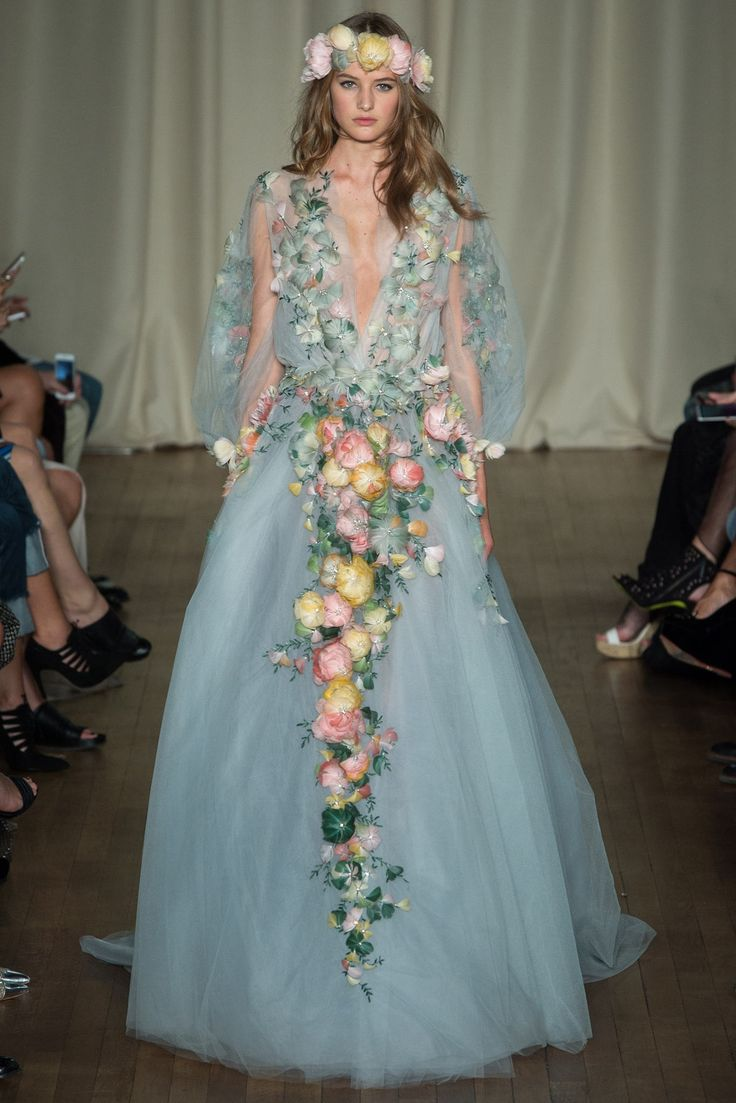 37 best Marchesa Spring 2015 Ready-to-Wear Fashion Show images on ...