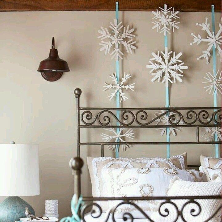 2014 Halloween Frozen Snowflake Decorations