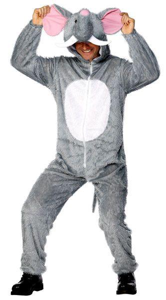 Naamiaisasu; Elefantti  Elefantti asu standardikokoisena. Yksi pieni elefantti marssi näin, aurinkoista tietä eteenpäin… #naamiaismaailma