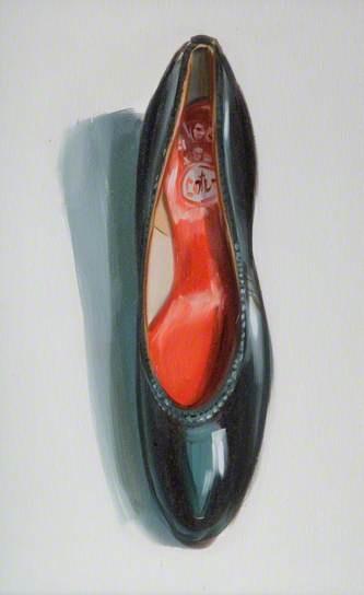 Lisa Milroy - Lotus Shoe