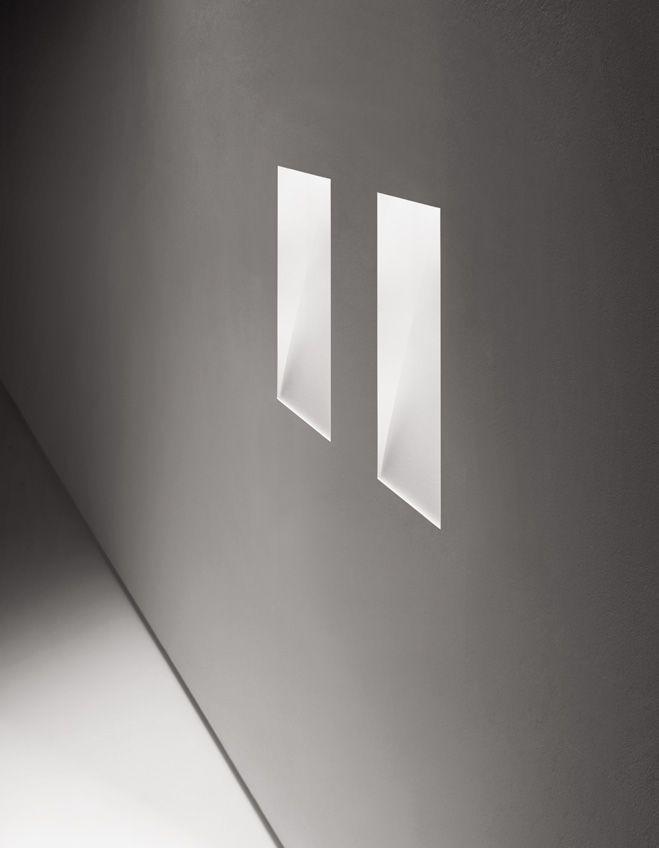 illuminazione a parete a filo - Cerca con Google