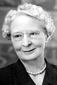 Dr. Margaret Newton - One of the first women in Canada to earn a degree in agriculture and she was the first Canadian woman to earn a PhD in agricultural sciences