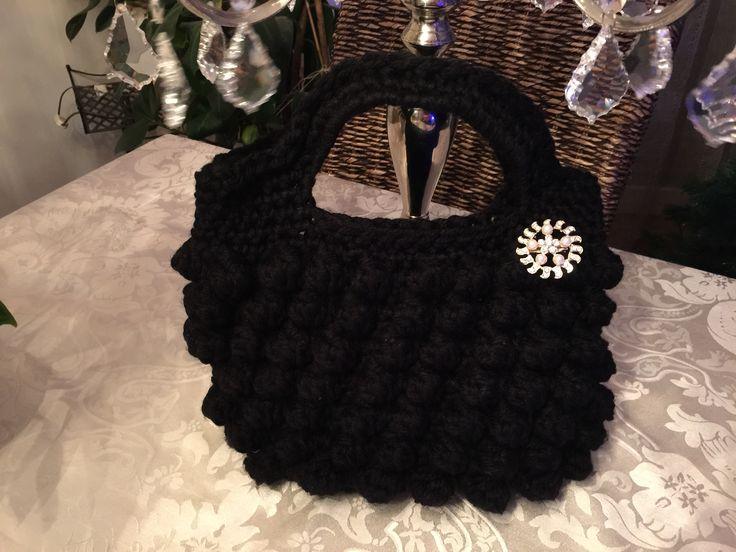 Borsetta uncinetto  Crochet bah