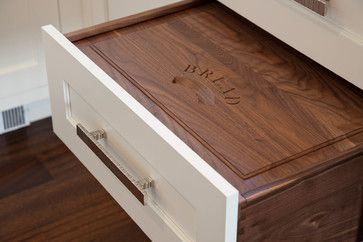 Swanson - transitional - kitchen - boston - Pennville Custom Cabinetry