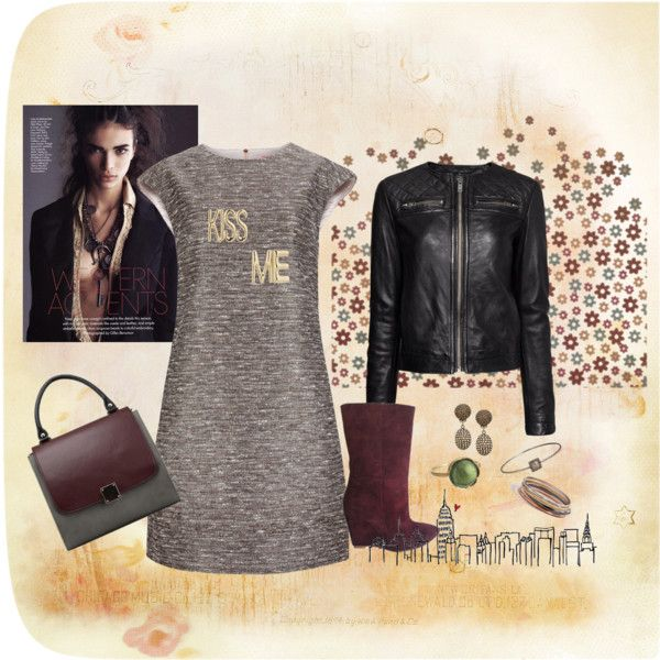 """""""Kiss me"""" by naughtystylishsoul on Polyvore"""
