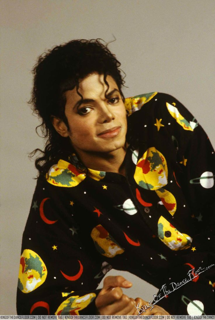 Michael Jackson in his pajamas during the Bad era....my too have tho pajamas like mike