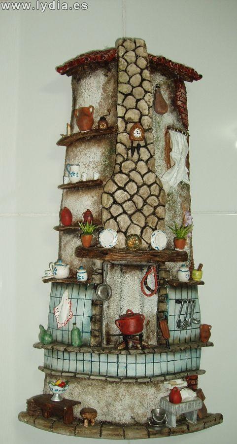 1000 ideas sobre decoraci n de chimenea de navidad en - Comprar arboles de navidad decorados ...