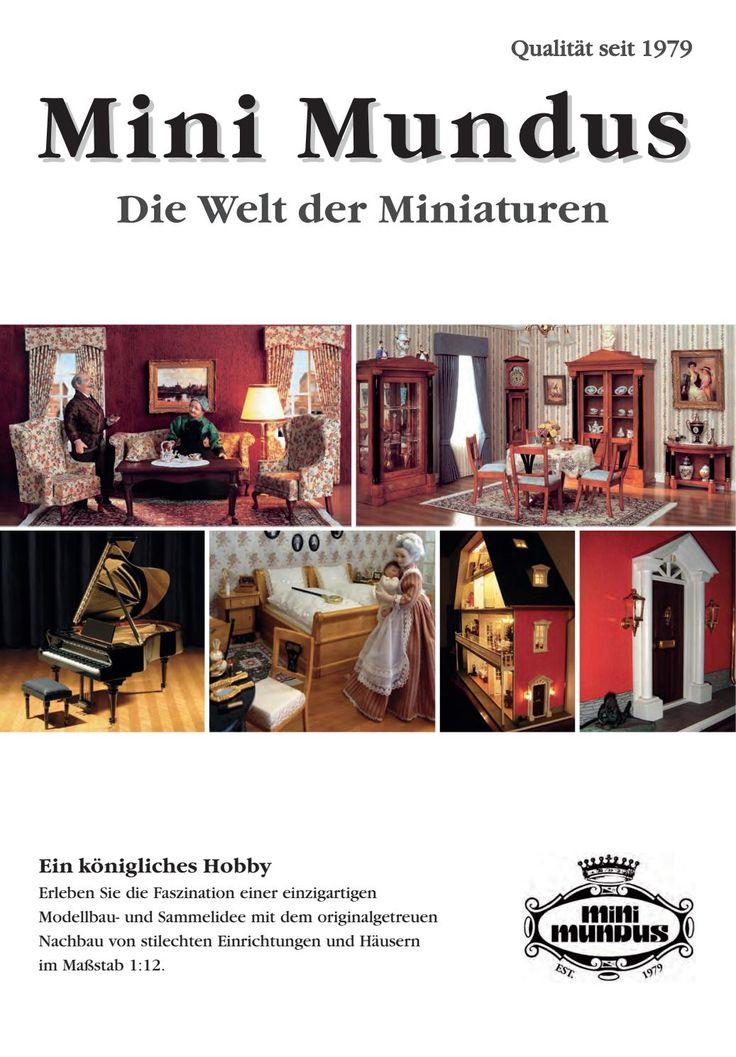 mini mundus katalog mini mundus online katalog pinterest puppenstube m bel puppenh user. Black Bedroom Furniture Sets. Home Design Ideas