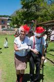Crazy Granny & Grandpa helping Vredehoek Neighbourhood Watch out!
