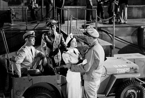 OPERATION PACIFIC (1951) - John Wayne - Patricia Neal - Ward Bond - Philip Carey - Directed by Ed Dymytrk - Warner Bros. Description from pinterest.com. I searched for this on bing.com/images
