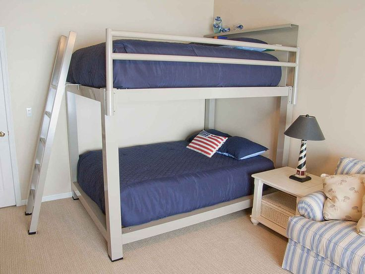 The 25 best adult bunk beds ideas on pinterest bunk - Small beds for adults ...