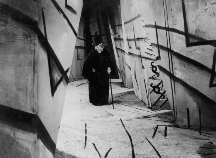 "cabinet of dr caligari | Das Cabinet des Dr. Caligari""Werner Krauss"