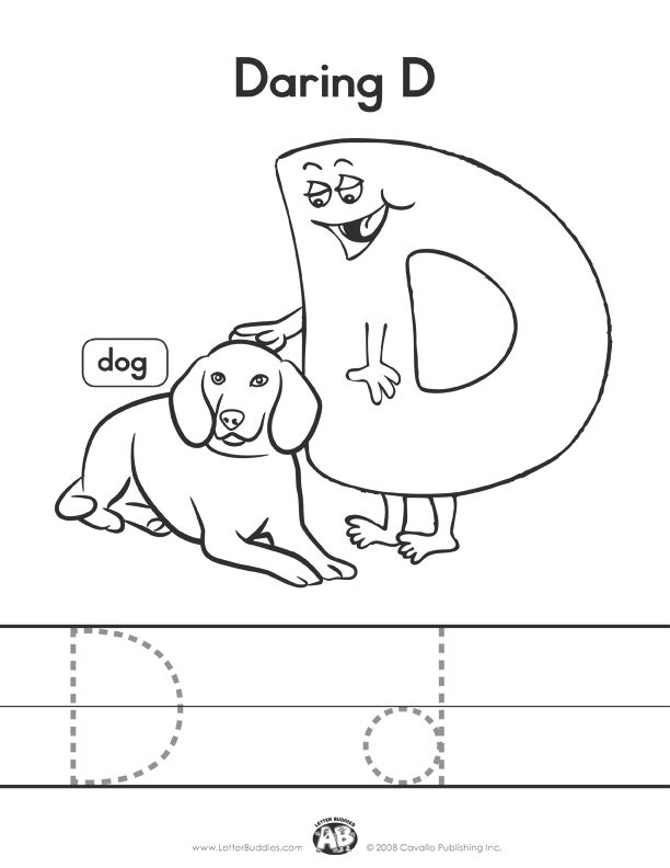 Galerry alphabet buddies coloring pages