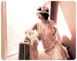 circa 1920's fashion