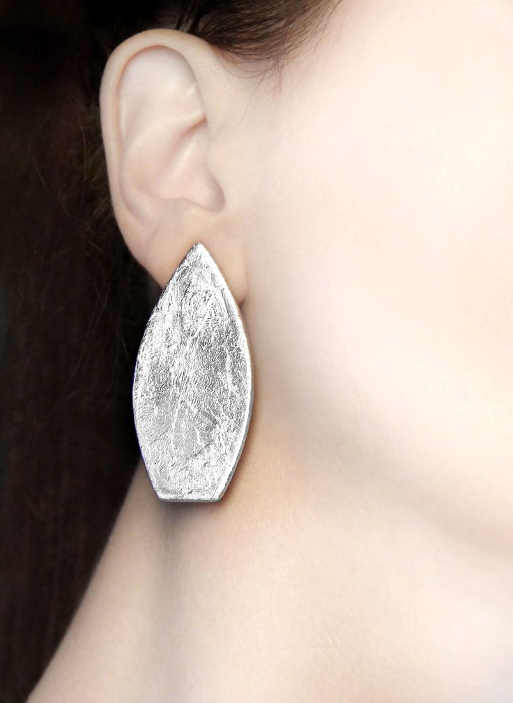 Jewelry handmade Stud earrings Clip on earrings Stud silver jewelry Bohemian earrings Large jewelry Big earrings Black friday Cyber monday https://www.etsy.com/listing/559191518/jewelry-handmade-stud-earrings-clip-on?utm_campaign=crowdfire&utm_content=crowdfire&utm_medium=social&utm_source=pinterest