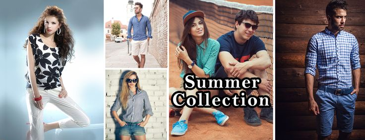 For a Stylish You & Stylish #Summer #Wardrobe Checkout the Latest Summer Collection for Men & Women. >> http://hytrend.com/
