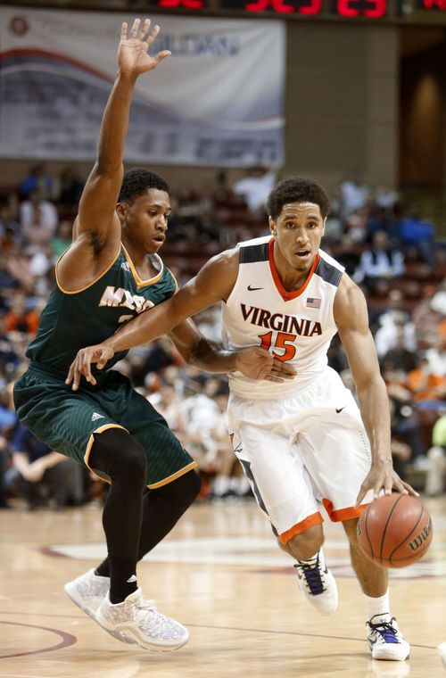 UVa men's basketball team captures Charleston title
