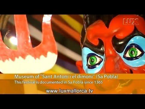 ▶ Museum of 'Sant Antoni i el dimoni' - YouTube