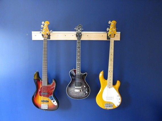 Wall Mount Slatwall Guitar Rack Hanger Slat Wall Guitar