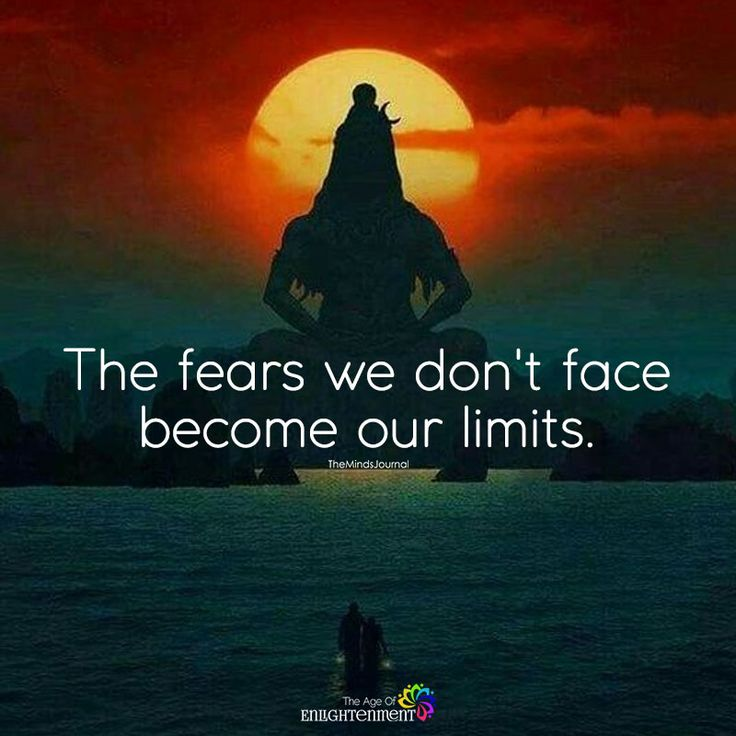The Fear We Don't Face - https://themindsjournal.com/fear-dont-face/