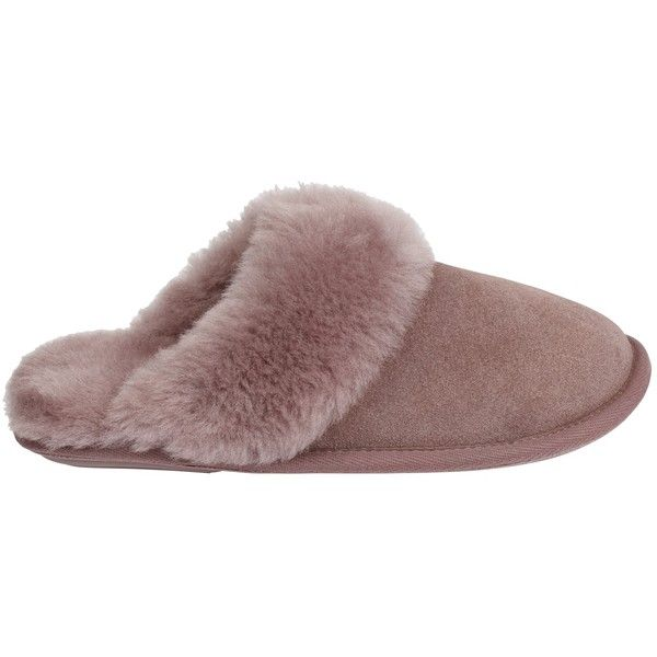See this and similar Just Sheepskin slippers - Opt for endless comfort and cosiness with these Duchess Mule slippers from Just Sheepskin. Featuring a slip on de...